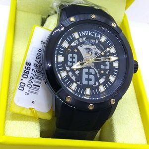 Weekend sale-1 LEFT IN STOCK-INVICTA AUTOMATIC